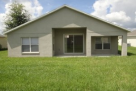 kissimmee 3 bed condo